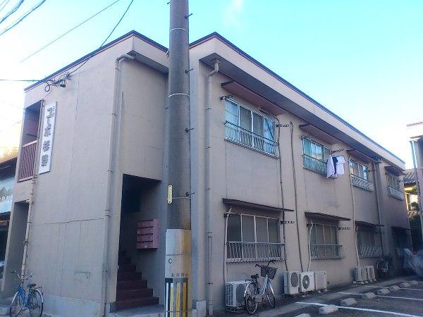 コーポ杉野 B棟 205号室の外観
