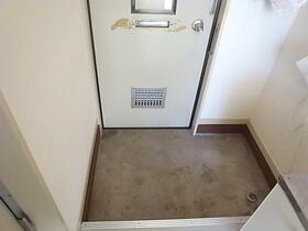 シティリバーハイツ 203号室の玄関
