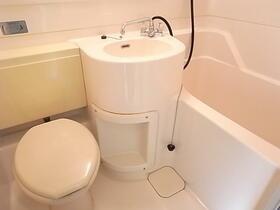 シティリバーハイツ 203号室の風呂