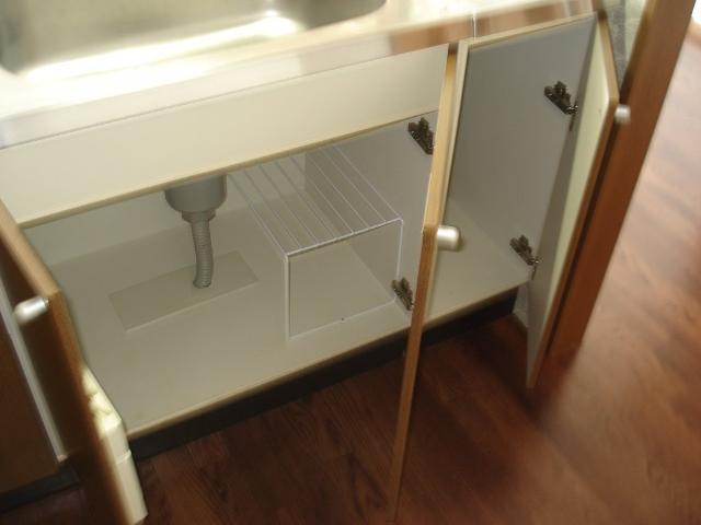 グランデ・ユーヴェ 101号室のキッチン