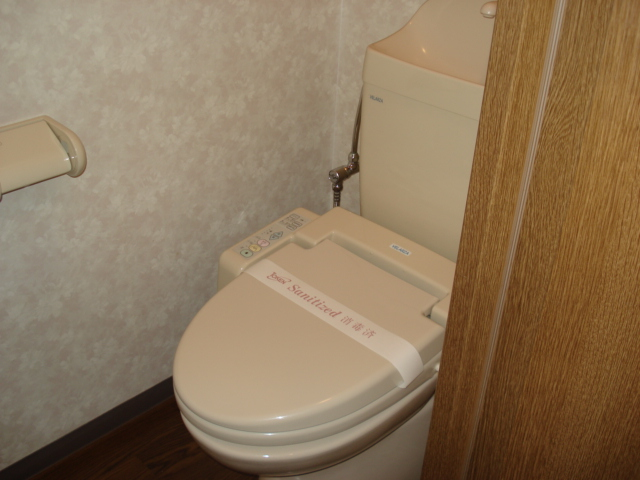 グランデ・ユーヴェ 101号室のトイレ