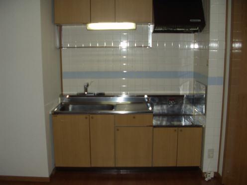 ウィステリア 02020号室のキッチン
