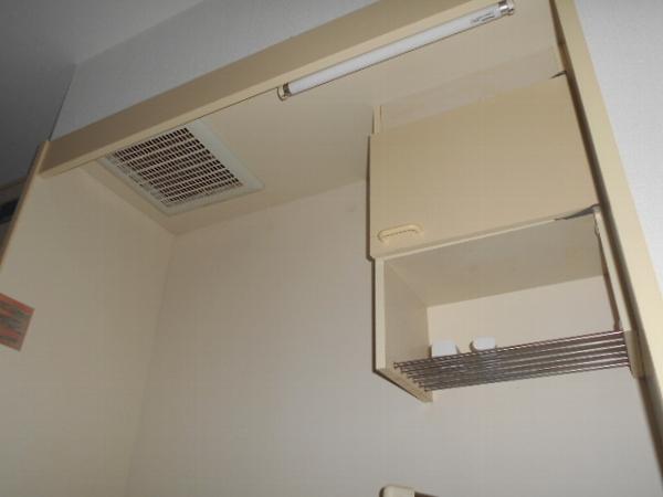 大口平和マンション 4B号室のキッチン