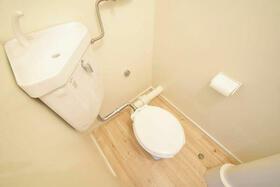ビレッジハウス郷地9号棟 0207号室のトイレ