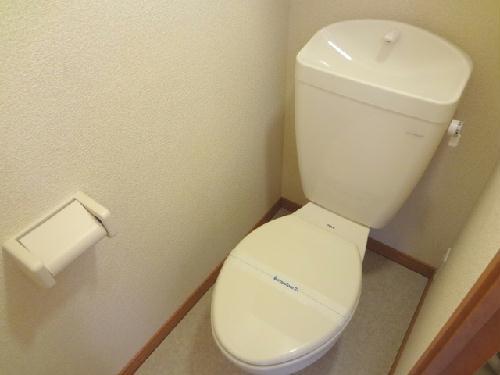 レオパレスハピネス 206号室の風呂