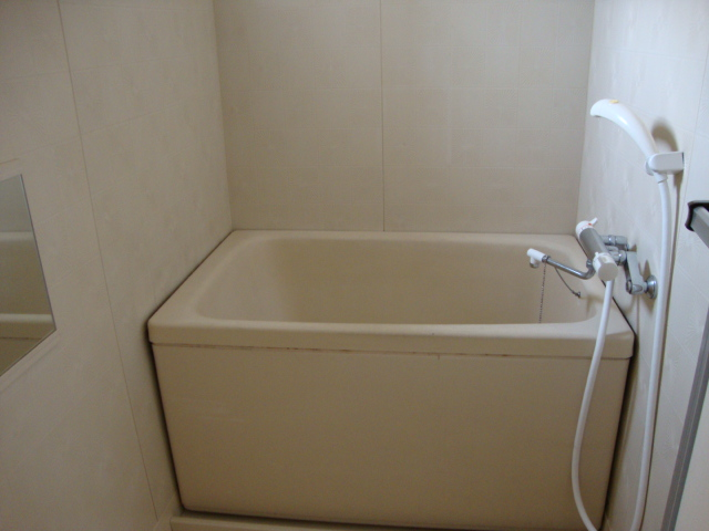 サンファミリーⅡ 00201号室の風呂