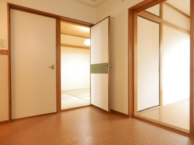サングリーン昭島 203号室のその他共有