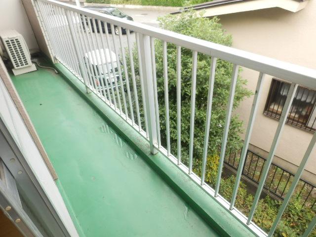 サングリーン昭島 203号室のバルコニー