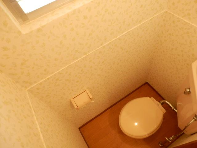 サングリーン昭島 203号室のトイレ