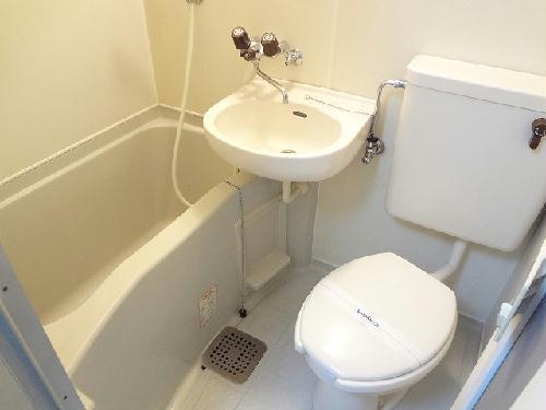 レオパレス下小田井 107号室のトイレ