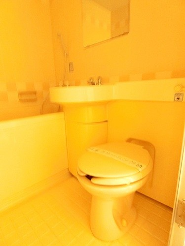 ライオンズマンション八王子めじろ台 505号室の風呂