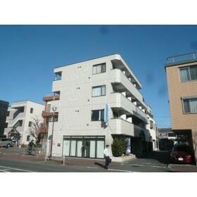 上野町ビルの外観