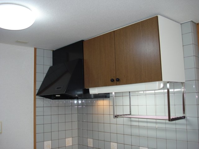 ルミナス11 302号室のキッチン