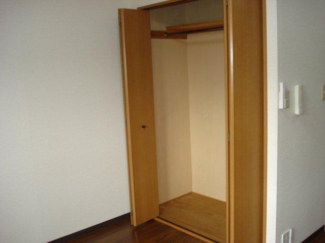 ルミナス11 302号室の収納