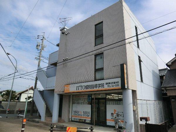 シティアークINAYOSHI 201号室の外観