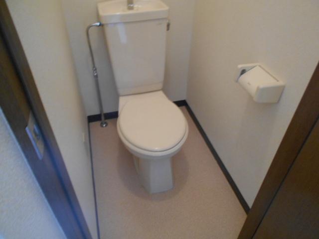 ジェントリーハイツ 105号室のトイレ