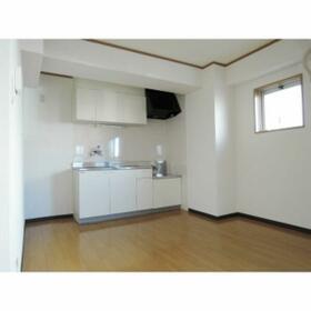 スカイハイツT-1 101号室のキッチン