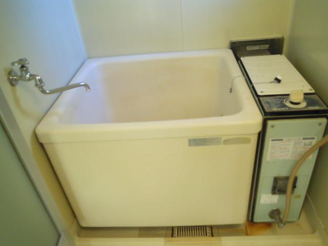 コーポおかもと 202号室の風呂