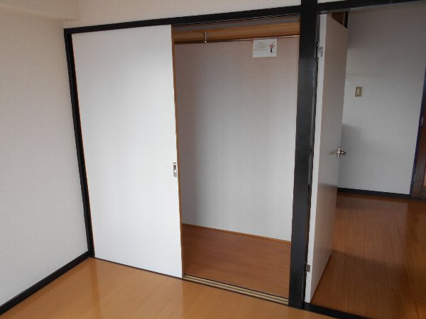 アベニューY・A・N 4C号室の収納