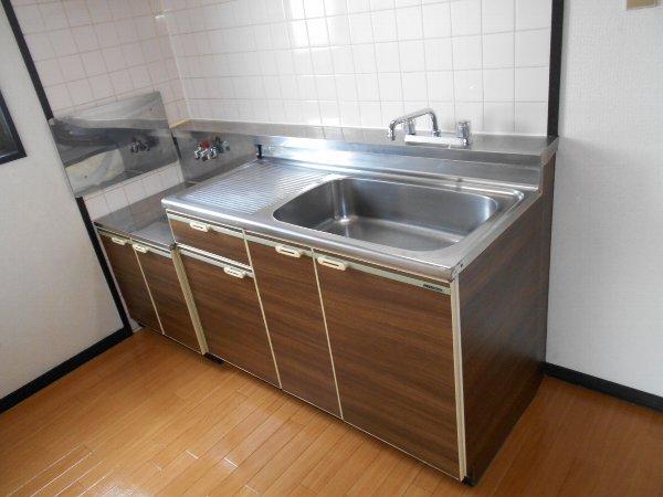 アベニューY・A・N 4C号室のキッチン