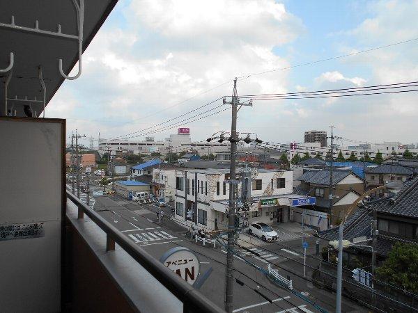 アベニューY・A・N 4C号室の景色