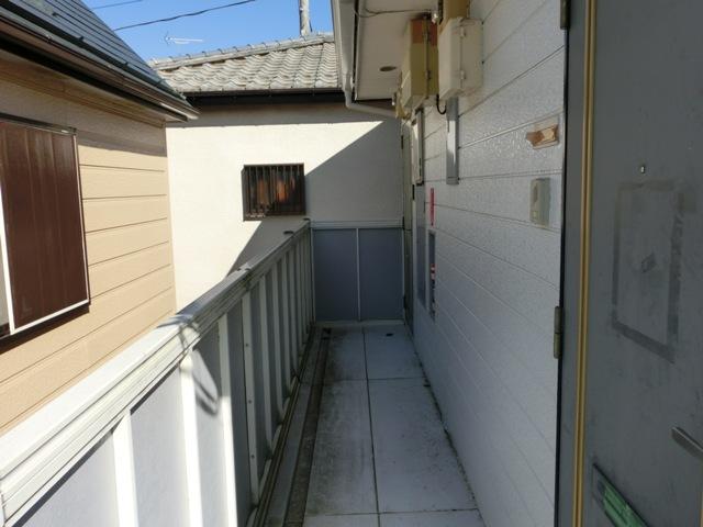 寺尾サイトーレオハウス 201号室の駐車場