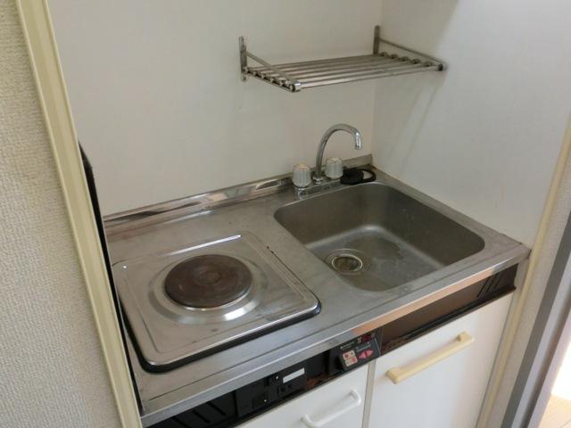 寺尾サイトーレオハウス 201号室のキッチン