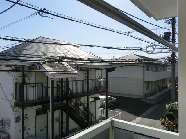 寺尾サイトーレオハウス 201号室の景色