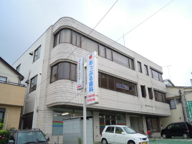 高萩駅前ビルの外観