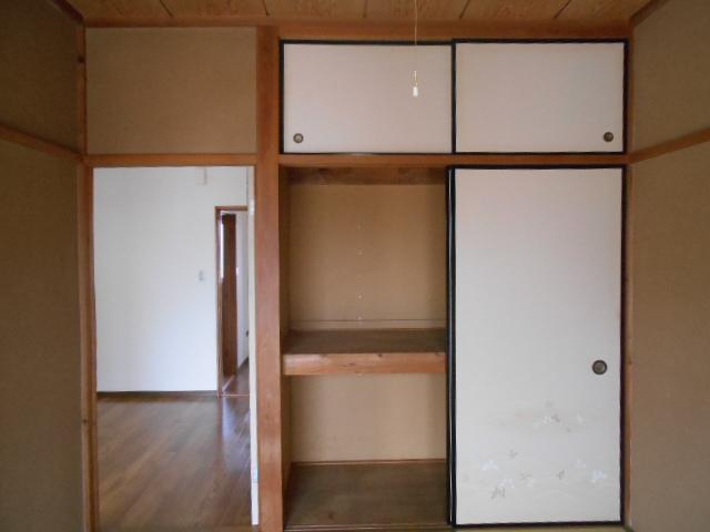 サンシティハイツ斉藤 203号室の収納