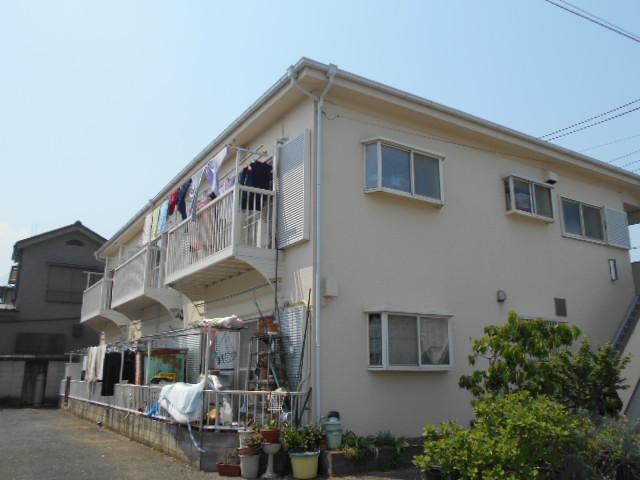 サンシティハイツ斉藤 201号室の外観
