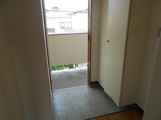 サンシティハイツ斉藤 203号室の玄関