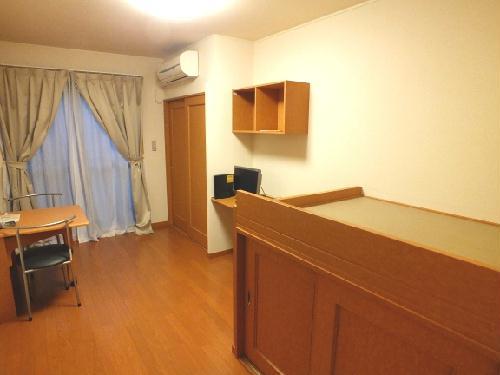 レオパレスSAKURA 109号室のリビング