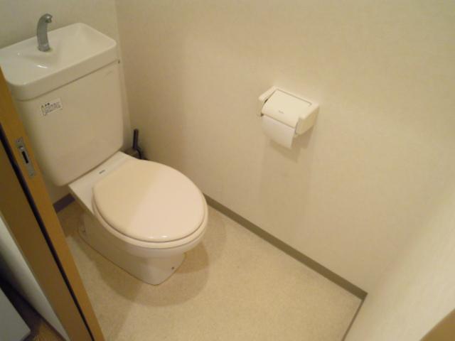 マリーハイム 103号室のトイレ