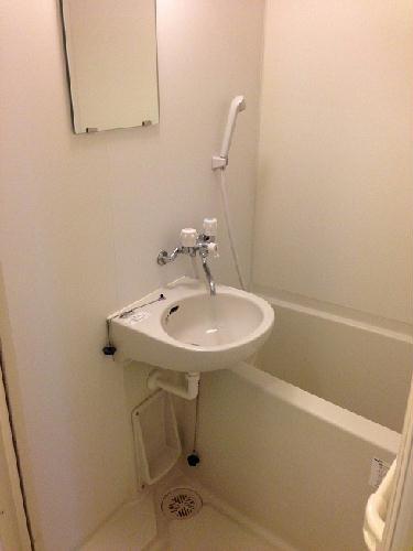 レオネクストシャンローズ 201号室の風呂