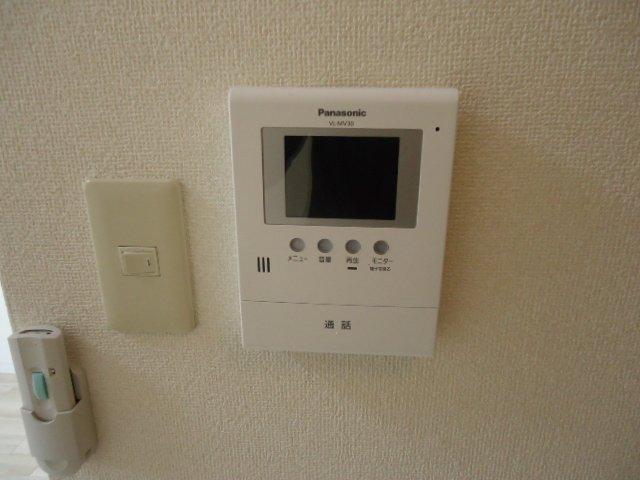 ルミナス11 202号室のセキュリティ