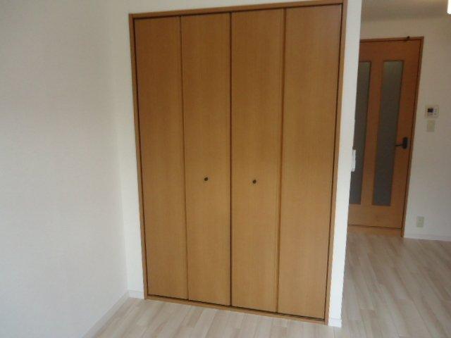 ルミナス11 202号室の居室