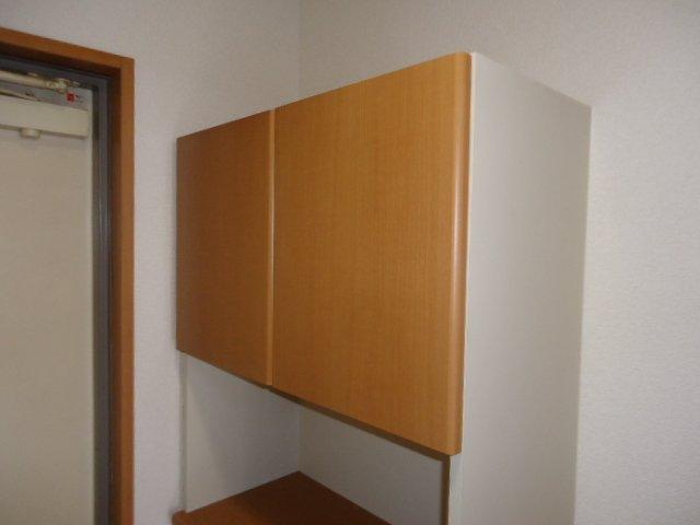 ルミナス11 202号室の収納