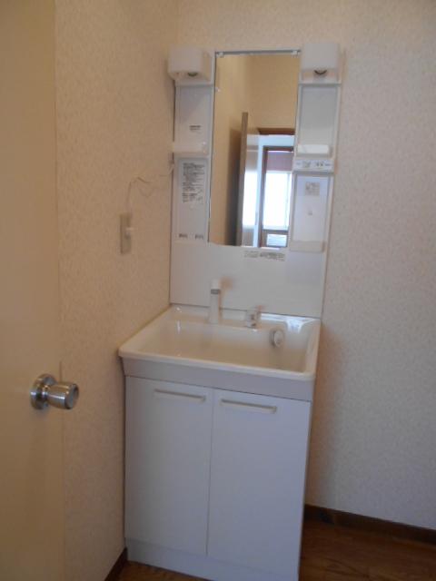 サンシティハイツ斉藤 201号室の洗面所