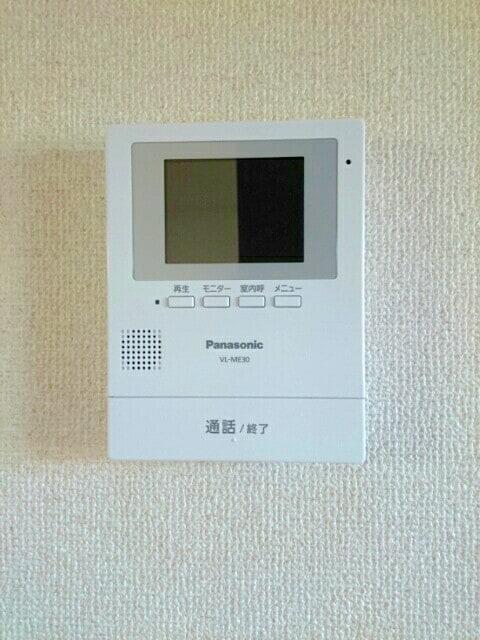 フロ-レゾンⅡ 02030号室のセキュリティ
