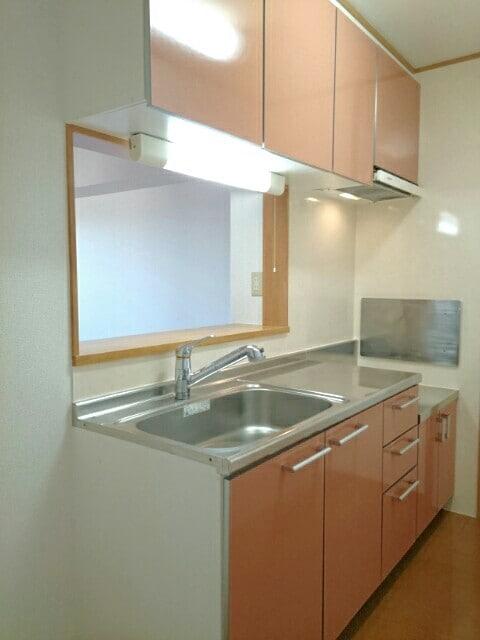 フロ-レゾンⅡ 02030号室のキッチン