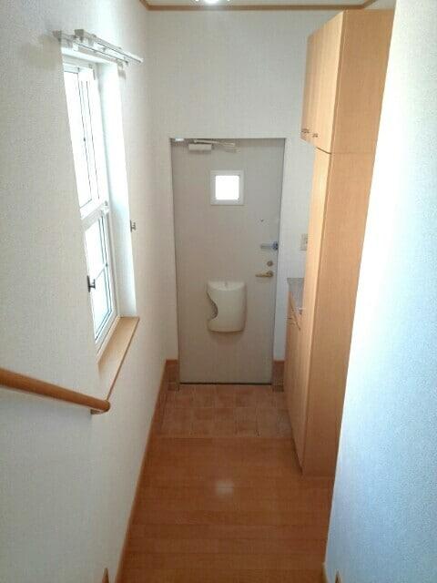 フロ-レゾンⅡ 02030号室の玄関
