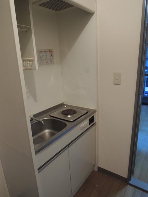 NTH狭山 201号室のキッチン