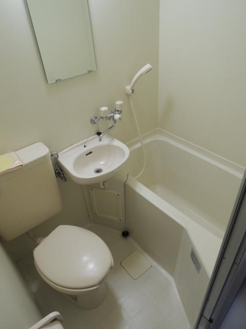 NTH狭山 201号室の風呂