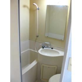 サンシャイン花沢 102号室のトイレ