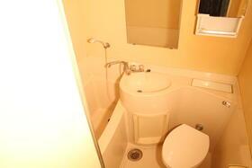 サンシャイン花沢 102号室の洗面所