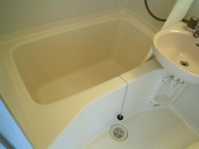 メゾン21 203号室の風呂