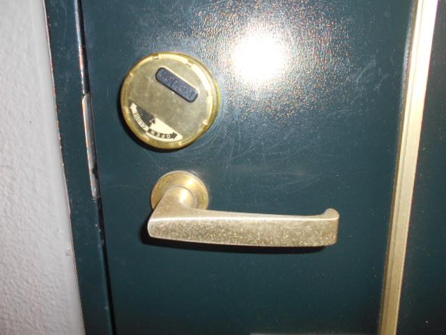 カステルセゾン 301号室のセキュリティ