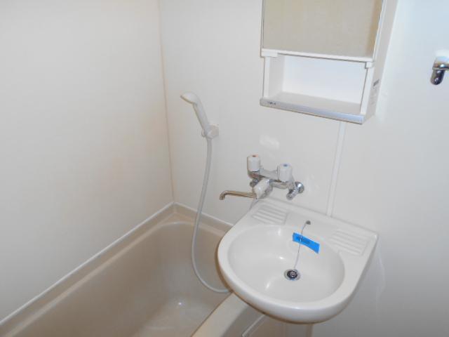 カステルセゾン 301号室の風呂