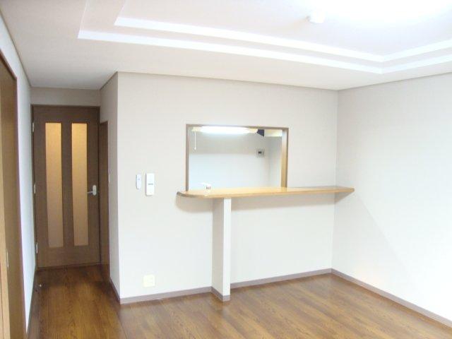 ルミエール泉 103号室のキッチン